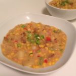 Easy Corn Chowder